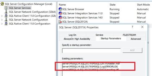 Finding the SQL Server Error Log   Notes on SQL